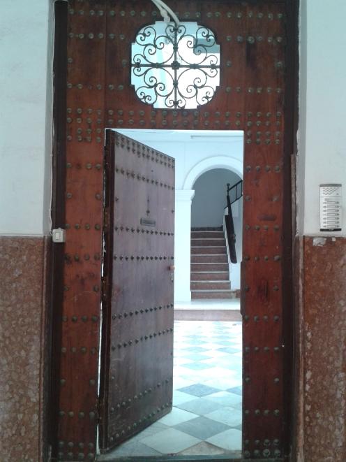zu Hause in Cádiz