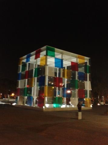 Das Centre Pompidou