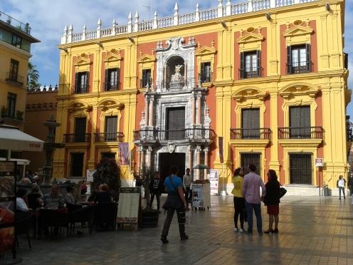 Tapas an der schönsten Plaza