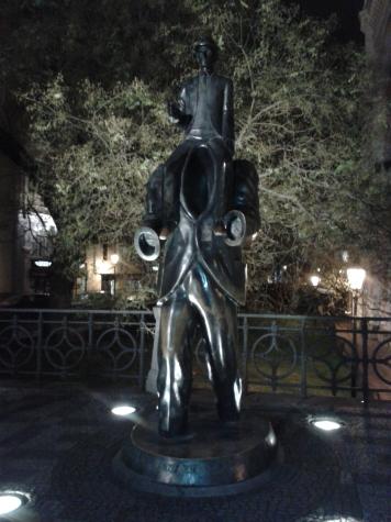 Kafka-Denkmal
