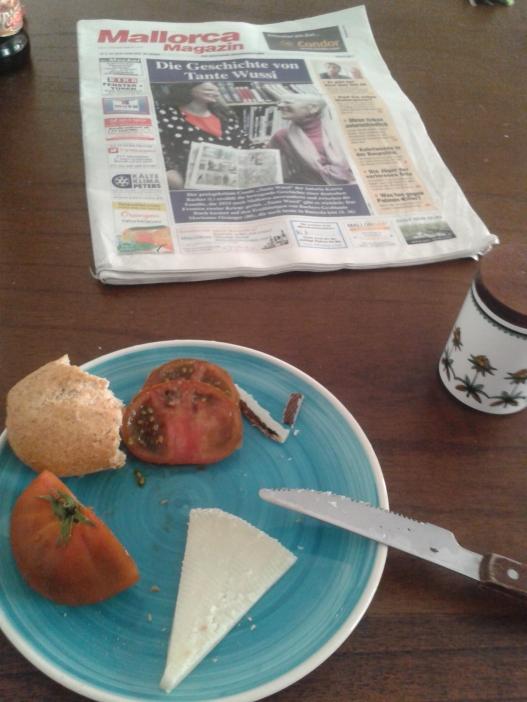 Weiterbildung beim Frühstück